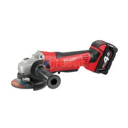 MILWAUKEE M18™ Heavy Duty 125 mm uhlová brúska HD18 AG-125-402C